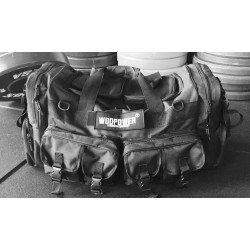 Black tactical gym bag XXL