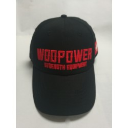Cap Wodpower black color