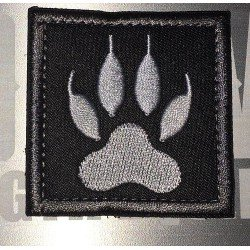 Velcro patch Bear