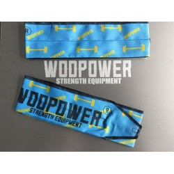 Wrist wrap blue colour