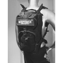 backpack black color 30L