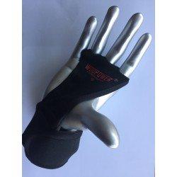 Protection des mains en cuir pour le crossfit