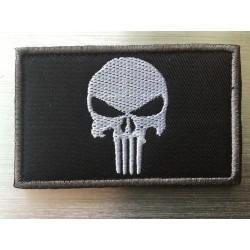 "Patch velcro ""skulls"""