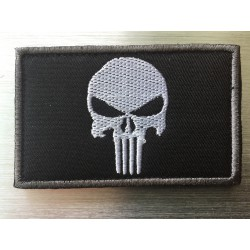 "Velcro patch ""skulls"""
