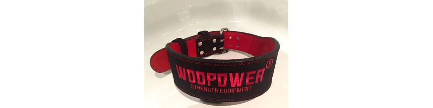 Weightlifting belt